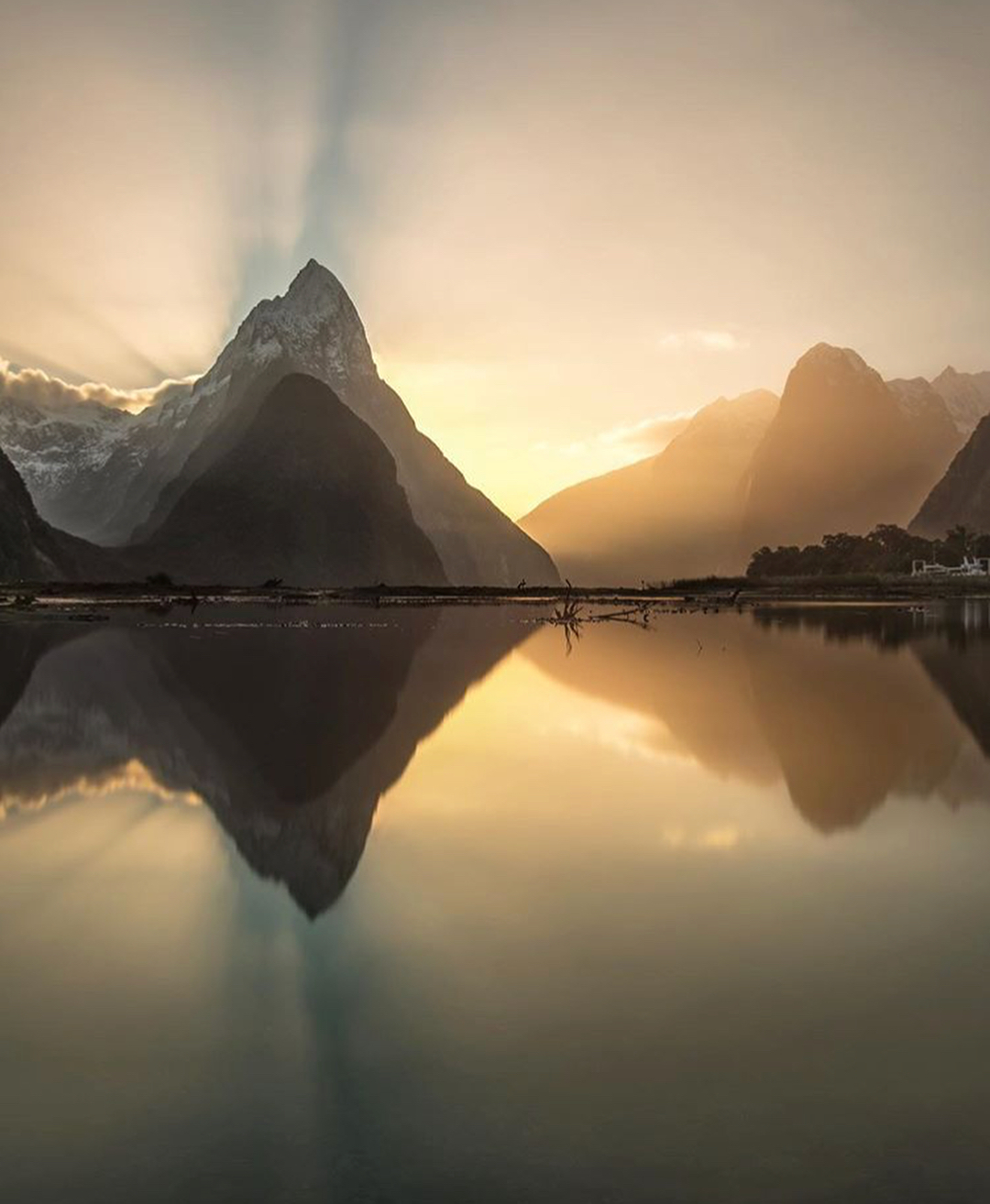 Mitre Peak, Fiordland, Trips and Tramps